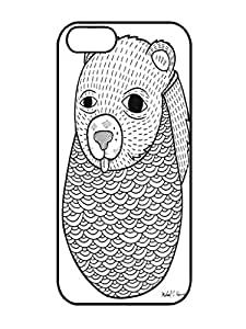 Humor Case-Individualization Mr Rupels Most Ingenuous Beard for Bears Rubber TPU Gel Iphone 5 5s Silicone Cover Case