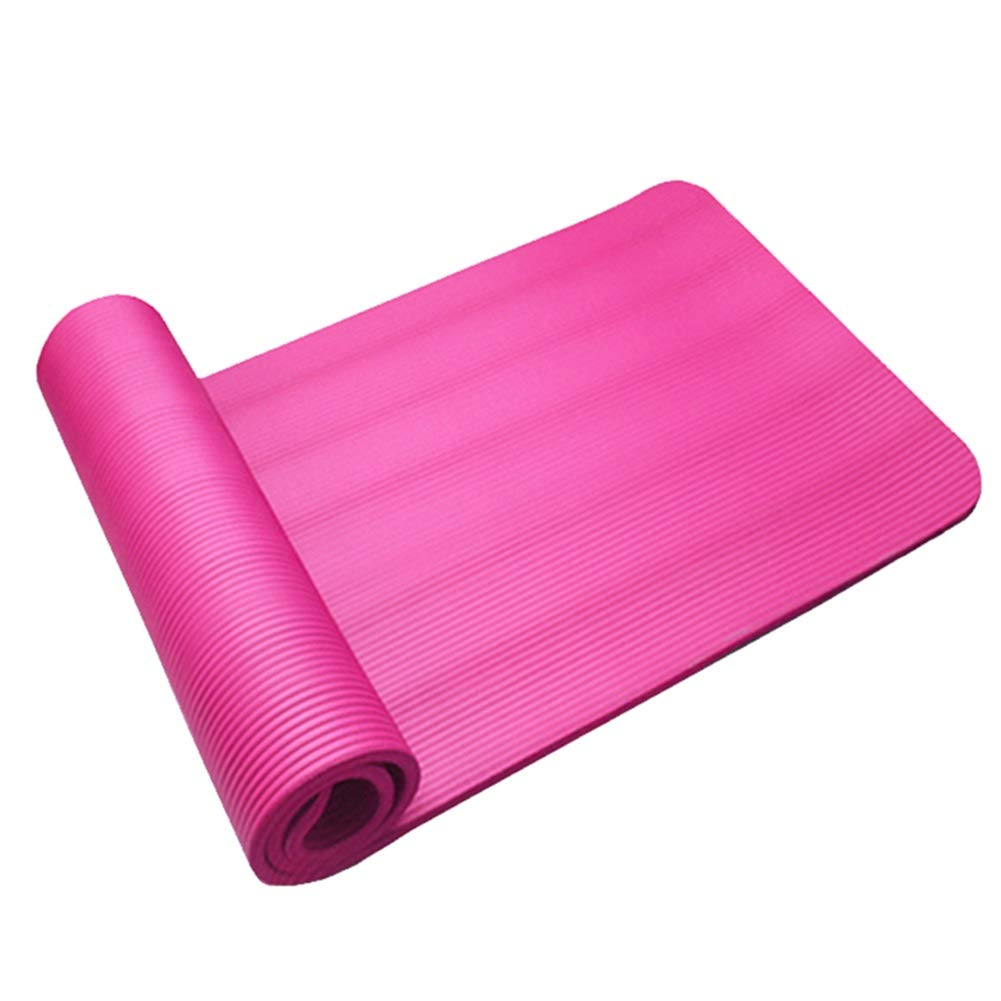 Amazon.com: WZHIJUN Yoga Mats Multipurpose High Density ...