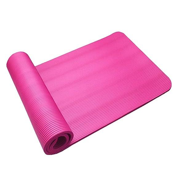 Amazon.com: WZHIJUN Yoga Mats Multipurpose High Density ...