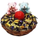 SFU E Com Eclairs Chocolate With Teddy