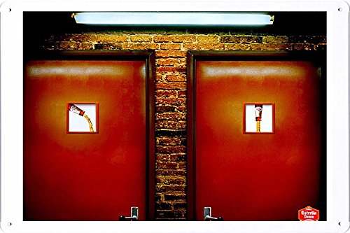 tin-sign-metal-poster-plate-8x12-of-estrella-damm-beer-wc-by-food-beverage-decor-sign