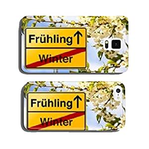 Spring blossoms of spring cell phone cover case Samsung S5