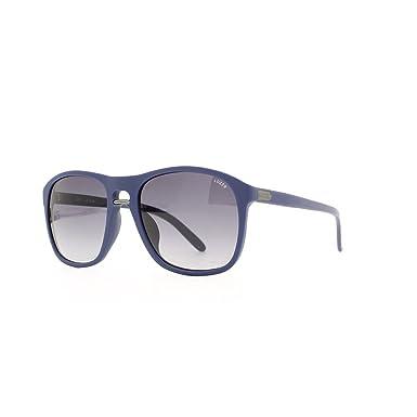 Amazon.com: Lozza 1920 9 nqm Aviator anteojos de sol Para ...