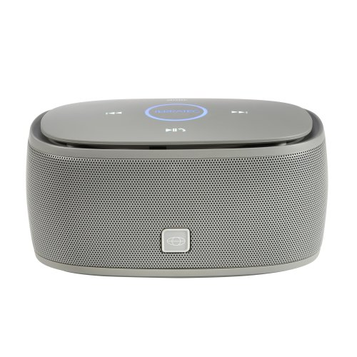 Ultron TerraTec Concert BT Mobile Boost Bluetooth Lautsprecher silber
