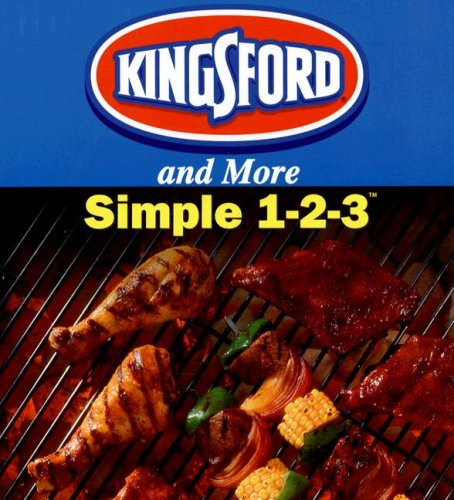Download Kingsford and More Simple 1-2-3 ebook