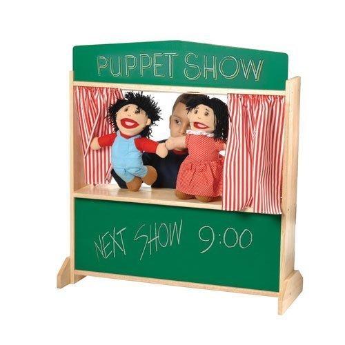 Stage Stage Puppet Puppet (Showtime Puppet Stage)