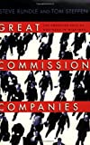 img - for Great Commission Companies: The Emerging Role of Business in Missions book / textbook / text book