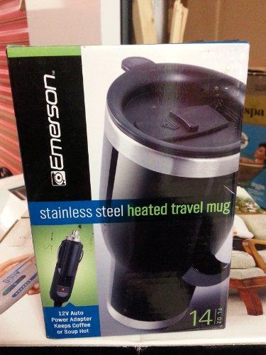 emerson heated travel mug - 3