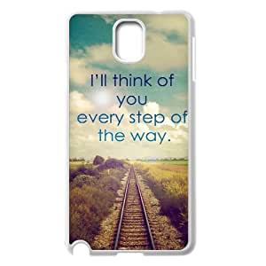 Case Of Artistic customized Bumper Plastic case For samsung galaxy note 3 N9000