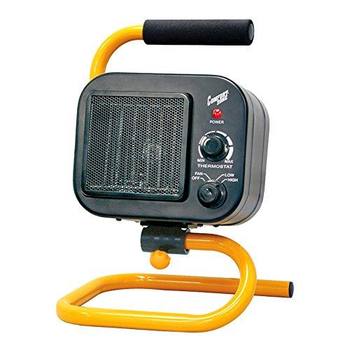 Comfort Zone CZ250 1500 Watt Portable Electric Shop Heater