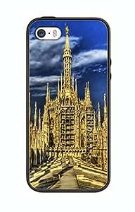 Church Classic Design Case For Iphone 5 / 5s Silicone Cover Case NCU05