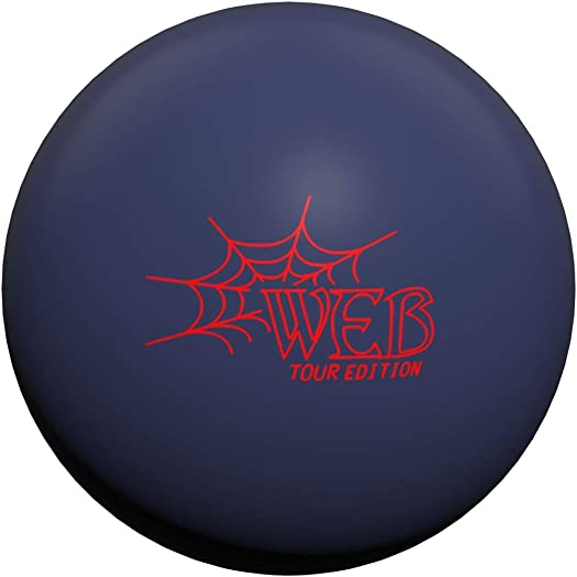 Hammer 029744028408 Web Tour Bowling Ball, Navy Blue, 15