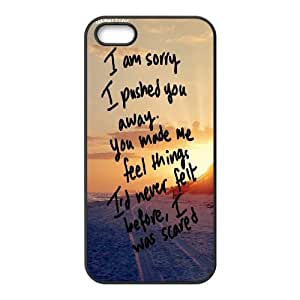 TV shows Lie to me posters art PC Hard Plastic phone Case Cover For Apple Iphone 5 5S Cases JWH9132498