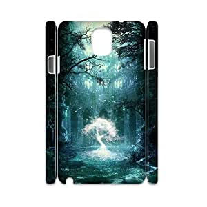 VNCASE Fantasy Fairy Tale Phone Case For samsung galaxy note 3 N9000 [Pattern-1]