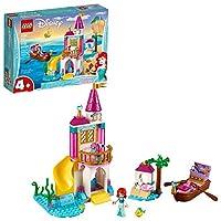 LEGO l Disney Ariel's Seaside Castle 41160 4+ Building Kit (115 Piece) by LEGO