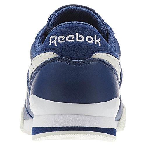 Reebok Phase 1Pro DL–Scarpe da ginnastica, Uomo, Blu–(Washed Blue/Clay Tint/Chalk/White)