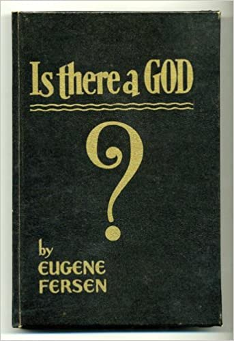 EUGENE FERSEN IS THERE A GOD PDF DOWNLOAD