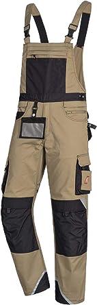 Nitras Motion Tex Pro Fx Pantalon Con Peto Pantalones De Trabajo Para Hombre Mujer Amazon Es Ropa Y Accesorios