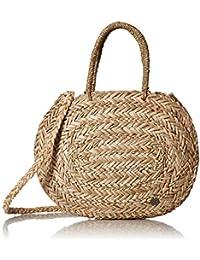 Women's Had Me At Aloha Straw Tote Bag