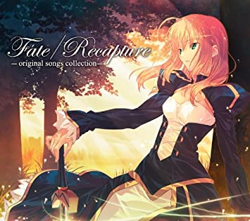 fate recapture songs collection