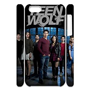 C-EUR Diy 3D Case Teen Wolf for ipod touch 5 ipod touch 5