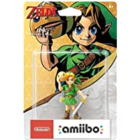 Majoras Mask Link Amiibo (The Legend Of Zelda Collection) for Nintendo Wii U/3DS/Nintendo Wii U