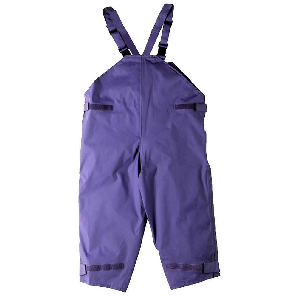 Togz 5-6 yr Purple Waterproof Dungarees - 120cm