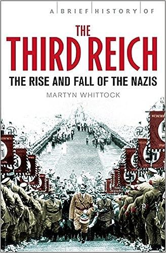 Brief History of the Third Reich: The Rise and Fall of the Nazis price comparison at Flipkart, Amazon, Crossword, Uread, Bookadda, Landmark, Homeshop18