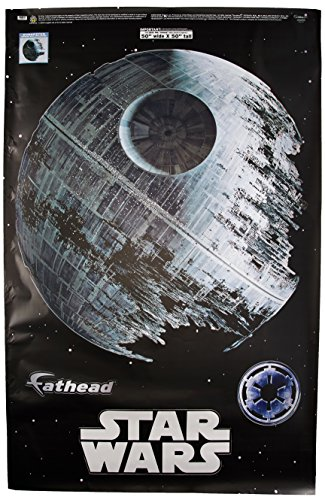 Fathead Star Wars Death Star Wall Graphic