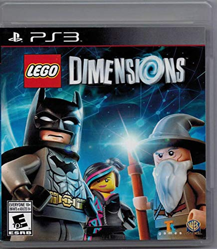 LEGO Dimensions (Game Disc Only) - Playstation 3 ()