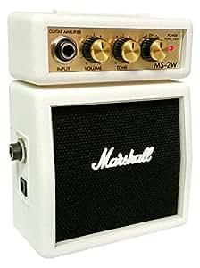 Marshall Amps M-MS-2W-U Micro Guitar Amplifier