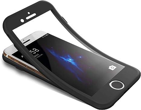 Surakey Custodia iPhone 6 Plus/6S Plus Cover in Silicone Morbido