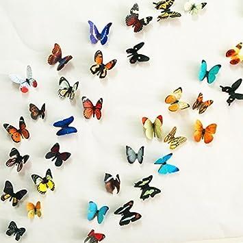 Jaamso Royals U00273D Butterfliesu0027 Wall Sticker (Vinyl, 32 Cm X 24 Cm Part 59