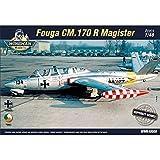 WMK48008 Wingman Models - Fouga CM.170R Magister (Luftwaffe/Ireland) [MODEL BUILDING KIT] by Wingman Models