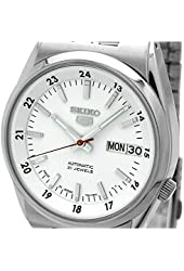 SEIKO 5 watch Automatic Day-Date made   in Japan Men's SNK559J1