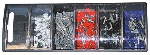 Haupa 270864 - Caja plastico slide box con punteras din