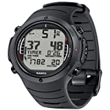 Suunto 2012/13 D6i All-Black Diving Watch W/ USB - SS018543000