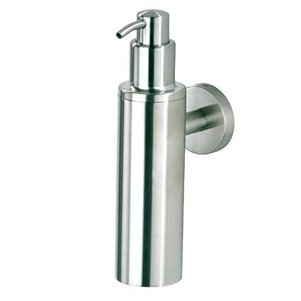 Boston - Dispensador de jabón (acero inoxidable), color cromo