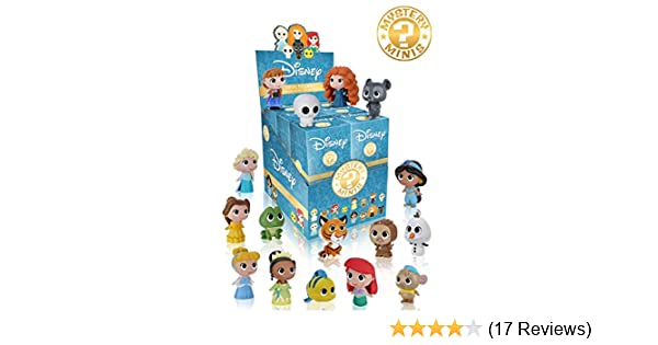 factory sealed bag Funko Disney Princesses Mystery Minis Select Character