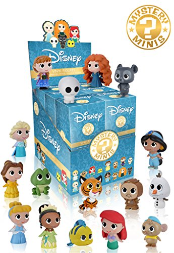 (Disney Princesses Mystery Minis Vinyl Figures Set of 12)