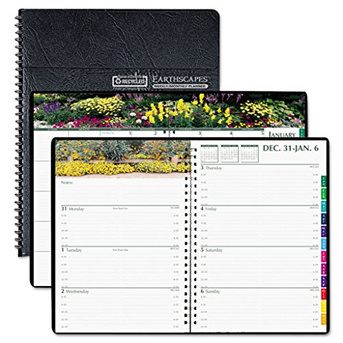 HOD294632-7 x 10 - House of Doolittle Earthscapes Gardens of The World Weekly/Monthly Planner - Each
