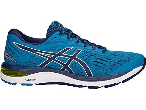 ASICS Men's Gel-Cumulus 20 Running Shoes, 11M, Race Blue/Peacoat