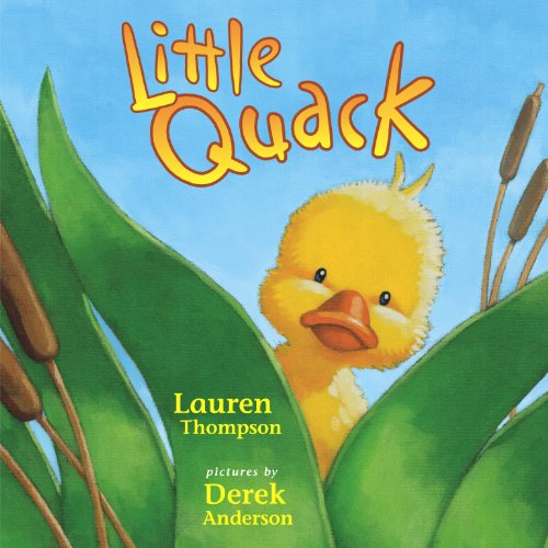 Duck Little Swim (Little Quack)