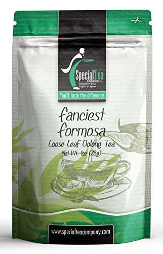 Special Tea Loose Tea Sample Pack, Fanciest Formosa, 1 ()
