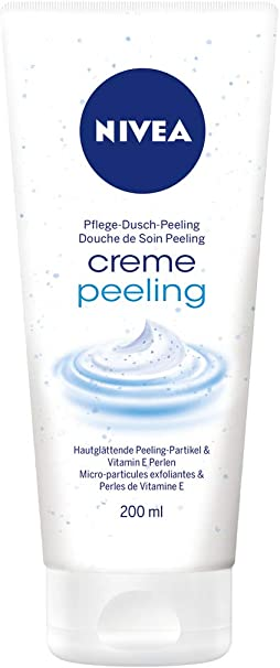Nivea - Creme, peeling, pack de 2 (2 x 200 ml): Amazon.es: Belleza