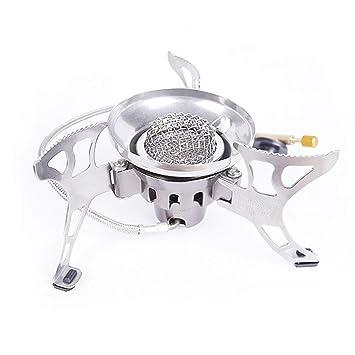 Amazon.com: ZMEETY - Mochila integrada para cocinar al aire ...