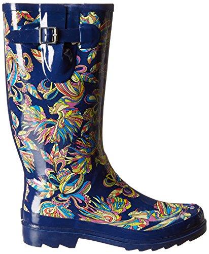 Sak Rain Sapphire Treehouse The Boot Rhythm Women's Aqw618v