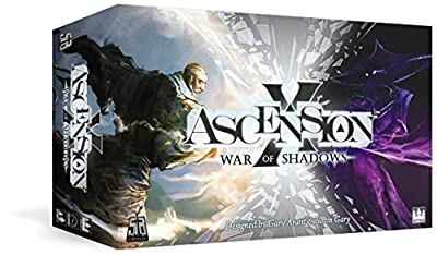 Ascension X: War of Shadows Game by Flat River Group