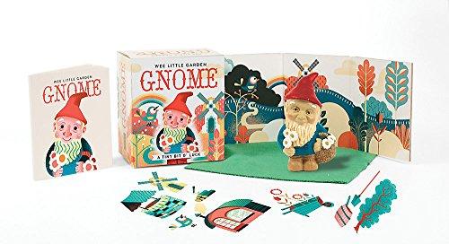 Wee Little Garden Gnome: A Tiny Bit O' Luck (Miniature Editions)