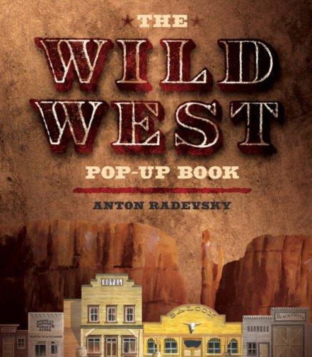 The Wild West Pop-Up Book PDF